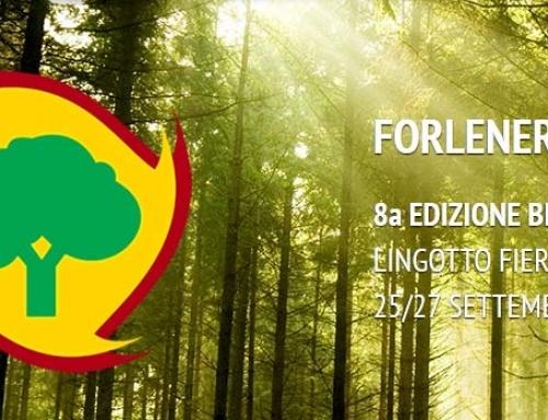 Iopellet partecipa all'ottava edizione di Forlener