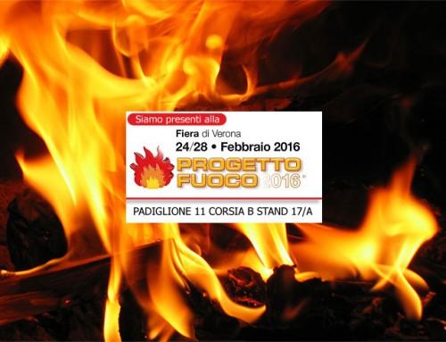 4Energy all'edizione 2016 di Progetto Fuoco