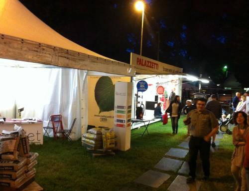 4Energy a VILLEXPO 2016 come rivenditore Palazzetti